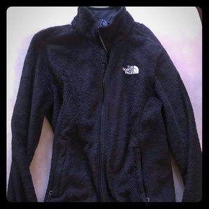Super snuggly The North Face full-zip fleece